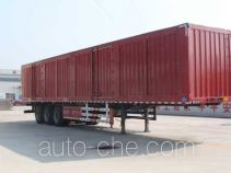 Longyida CYL9401XXY box body van trailer