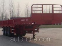 龙亿达牌CYL9402型半挂车
