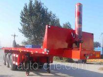 Longyida CYL9402ZZXP flatbed dump trailer