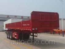 华威翔运牌CYX9402Z型自卸半挂车