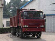 长征牌CZ3310SU266型自卸汽车