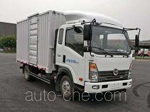 长征牌CZ5080XXYSQ15型厢式运输车