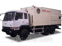 Changzheng CZ5250GHZSU375 emulsion explosives transport truck