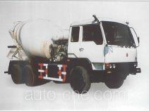 长征牌CZ5250GJBSU375型混凝土搅拌运输车