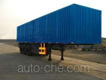 Changzheng CZ9401XXY box body van trailer