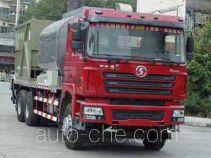 CCCC Taitan CZL5256TFCD synchronous chip sealer truck
