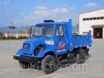 都兴牌DA2510CD1型自卸低速货车
