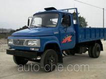 都兴牌DA2810CD型自卸低速货车