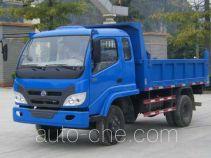 都兴牌DA2815PD型自卸低速货车