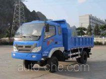 都兴牌DA2815PDS型自卸低速货车