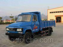 都兴牌DA4015CD型自卸低速货车