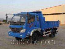 都兴牌DA4015PD型自卸低速货车