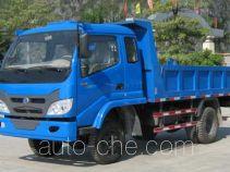 都兴牌DA4015PDS型自卸低速货车