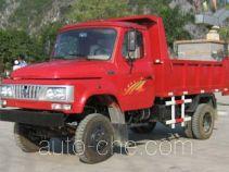 都兴牌DA5815CDS型自卸低速货车