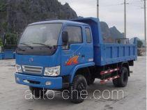 都兴牌DA5815PD型自卸低速货车