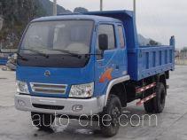 都兴牌DA5815PD1型自卸低速货车