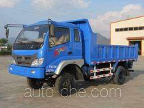 都兴牌DA5815PDS型自卸低速货车