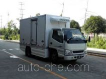 Xuanhu DAT5043XLCEVC electric refrigerated truck