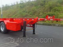 Xuanhu DAT9350TJZ container transport trailer