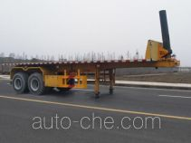 Xuanhu DAT9350ZZXP flatbed dump trailer