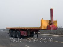 Xuanhu DAT9400ZZXP flatbed dump trailer