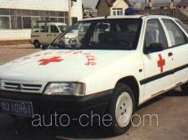 Citroen Fukang DC5010XXJ-RH blood plasma transport medical car