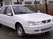 Dongfeng Citroen DC7163MAN dual-fuel car