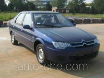 Dongfeng Citroen DC7163RT dual-fuel car
