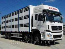 英创斐得牌DCA5310CCQW229型畜禽运输车