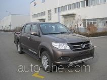 Huanghai DD1031GCNG dual-fuel pickup truck