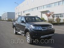 Huanghai DD1031LCNG dual-fuel pickup truck