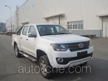 Huanghai DD1032ACNG dual-fuel pickup truck