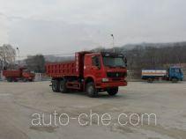 Huanghai DD3254 dump truck