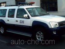 黄海牌DD5022XQC型囚车