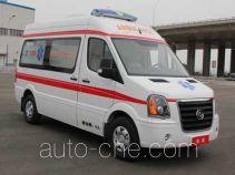 Huanghai DD5040XJHDM ambulance