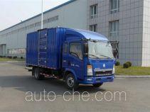 Huanghai DD5040XXY box van truck