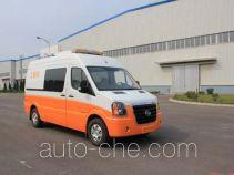 黄海牌DD5042XGCDM型工程车
