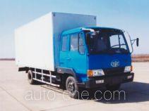 Huanghai DD5070XXYJF box van truck