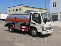 Huanghai DD5071GJY fuel tank truck