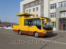 黄海牌DD5080XJX型检修车