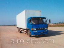 Huanghai DD5110XXYJF box van truck