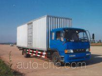 Huanghai DD5111XXYJF box van truck