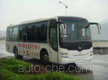 黄海牌DD5140XYL型医疗车