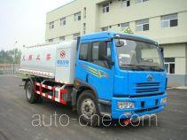 Huanghai DD5160GJY fuel tank truck