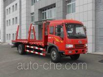 Huanghai DD5160JMC timber truck