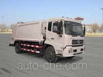 Huanghai DD5160ZYS garbage compactor truck