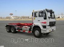 Huanghai DD5250ZXX detachable body garbage truck