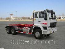 黄海牌DD5250ZXX型车厢可卸式垃圾车