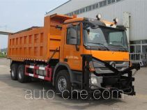 Huanghai DD5252TCX snow remover truck