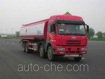 Huanghai DD5310GRY flammable liquid tank truck